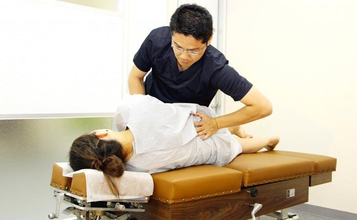 鍼灸整體ハリタス
